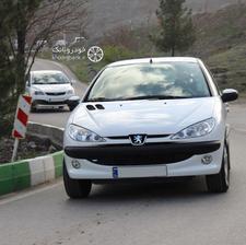 معاوضه پژو 206 تیپ 2 با خودرو غیر چینی در شیپور-عکس کوچک