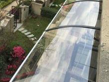 سقف/دیواره /نورگیر/باران گیر/پوشش در شیپور-عکس کوچک
