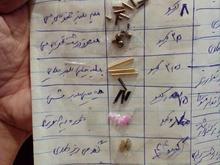 170کیلو سنگ،پولک،منجوق،ملیله،مروارید،گل فلزی در شیپور-عکس کوچک