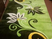 فرش 4متری سبز در شیپور-عکس کوچک