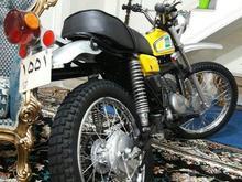 یاماها 125کلکسیونی در شیپور-عکس کوچک