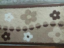 کناری فرش کرم قهوه ای در شیپور-عکس کوچک