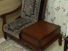 میز تلفن با روکش فرش در شیپور-عکس کوچک