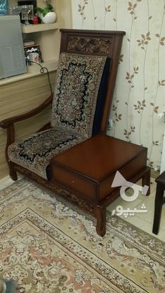 میز تلفن با روکش فرش در گروه خرید و فروش لوازم خانگی در سیستان و بلوچستان در شیپور-عکس1