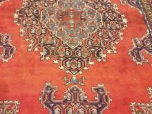 فرش عتیقه ذهنی بافت  در شیپور-عکس کوچک
