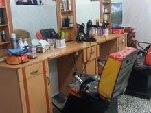 میز کار آرایشگاه در شیپور-عکس کوچک