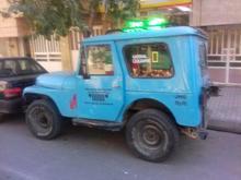جیپ صحراتوسن63 در شیپور-عکس کوچک