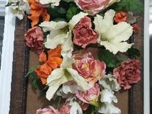 تابلو گل مصنوعی در شیپور-عکس کوچک