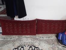 یک جفت پشتی دستی بسیارتمیز ومرتب در شیپور-عکس کوچک