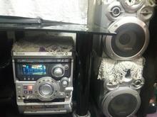 ظبط ورادیوو وی سی دی سامسونگ 2100وات  در شیپور-عکس کوچک