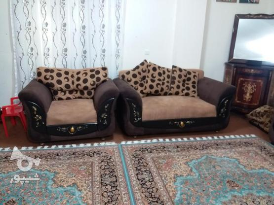 مبل فوق العاده راحتی و نشیمن عالی7 نفره  در گروه خرید و فروش لوازم خانگی در سیستان و بلوچستان در شیپور-عکس1