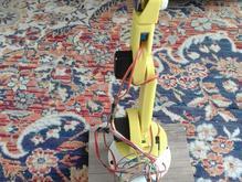 ربات بازوی الکتریکی کنترل با گوشی هوشمند در شیپور-عکس کوچک
