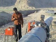 جوشکاری لوله های پلی اتیلن اب در شیپور-عکس کوچک