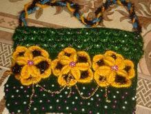 کیف دست باف زیبا در شیپور-عکس کوچک