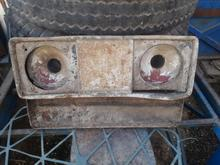 جلو پنچره تراکتور  در شیپور-عکس کوچک
