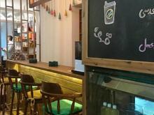 دکور بوفه - بار در شیپور-عکس کوچک