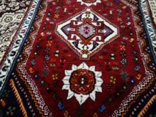 قالی دست بافت نقش آباده در شیپور-عکس کوچک