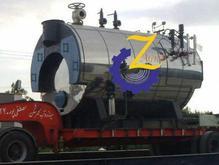 دیگ کارواش نانو بخار مجهز به تابلو برق و برنامه PLC در شیپور-عکس کوچک