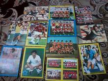 29 عدد کارت فوتبالی عتیقه در شیپور-عکس کوچک