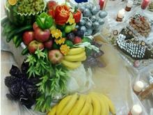 تشریفات میوه آرایی و سفره ارایی پناه در شیپور-عکس کوچک