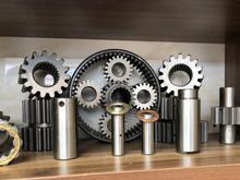 قطعات لودر ، گریدر ، بیل مکانیکی ، بکهو در شیپور-عکس کوچک