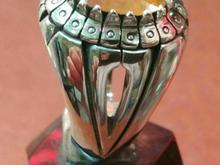 انگشتر یاقوت در شیپور-عکس کوچک