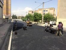 آسفالت کاری تهیه پخش آسفالتکاری در سراسر تهران در شیپور-عکس کوچک