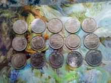 سکه دو ریالی جمهوری اسلامی نو در شیپور-عکس کوچک