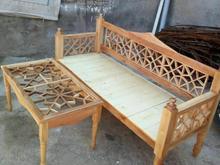 تخت و نیمکت سنتی در شیپور-عکس کوچک