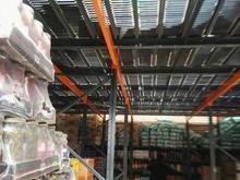 ایجاد فضای نیم طبقه صنعتی با قفسه در شیپور-عکس کوچک