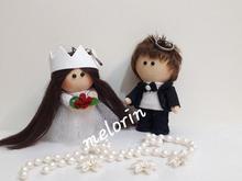 ست عروس و داماد عروسک روسی در شیپور-عکس کوچک