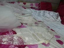 لباس عروس اجاره ای با متعلقات کامل با کمترین قیمت در شیپور-عکس کوچک
