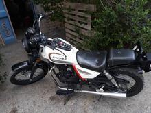 فروش موتورسیکلت تک پر200سی سی در شیپور-عکس کوچک