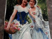 تابلو فرش ماریا و جولیا  در شیپور-عکس کوچک