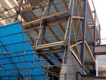 اجرای سقف های عرشه فولادی وکرومیت  در شیپور-عکس کوچک