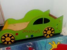 فروش تخت خواب کودک طرح ماشين در شیپور-عکس کوچک