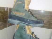 کفش کوهنوردی ودوربین شکاری  در شیپور-عکس کوچک