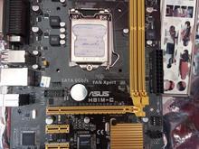مادربرد ASUS H81M-C سوکت 1150 آخرین نسل DDR3 در شیپور-عکس کوچک