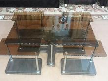 میز پذیرایی مبل با چهارعدد میز عسلی در شیپور-عکس کوچک