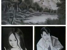 طرح سیاه قلم باکیفیت عالی  در شیپور-عکس کوچک