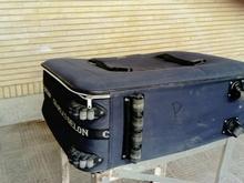 چمدان Royal سایز بزرگ ی مر بند و چرخهای سالم در شیپور-عکس کوچک