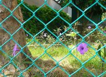 تولید فنس روکشدار پی وی سی | توری روکش دار pvc | فنس روکشدار در شیپور-عکس کوچک