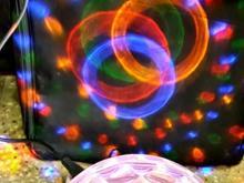 رقص نور کریستال در شیپور-عکس کوچک
