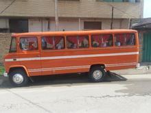 مینی بوس مدل 67هوشمندار در شیپور-عکس کوچک