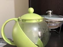 قوری سبز رنگ در شیپور-عکس کوچک