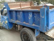 نیسان کمپرسی حمل نخل و مصالح ساختمانی در شیپور-عکس کوچک