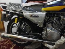 موتور سیکلت بلوچ 200 سی سی مدل 97 در شیپور-عکس کوچک