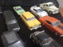 کلکسیون ماشین مدل در شیپور-عکس کوچک