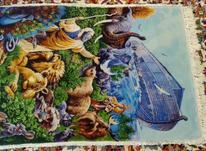 تابلو فرش کشتی نوح  در شیپور-عکس کوچک