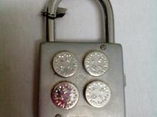 قفل رمز دار در شیپور-عکس کوچک